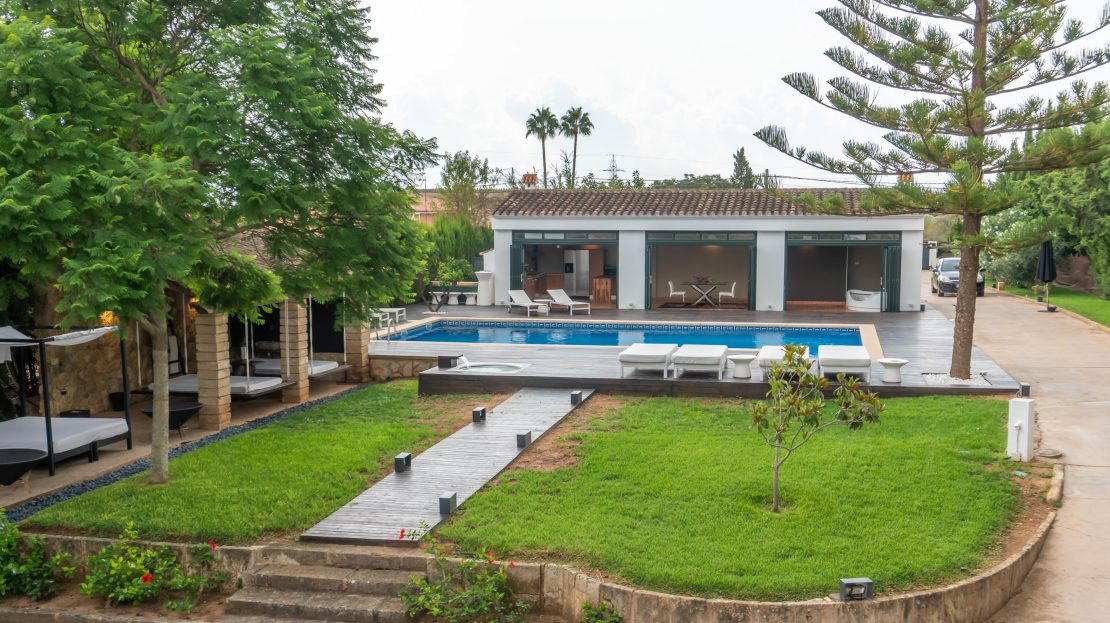 Villa for sale in Palma | Escriva Real Estate
