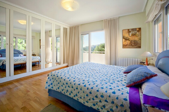 Penthouse apartment in Bendinat Golf